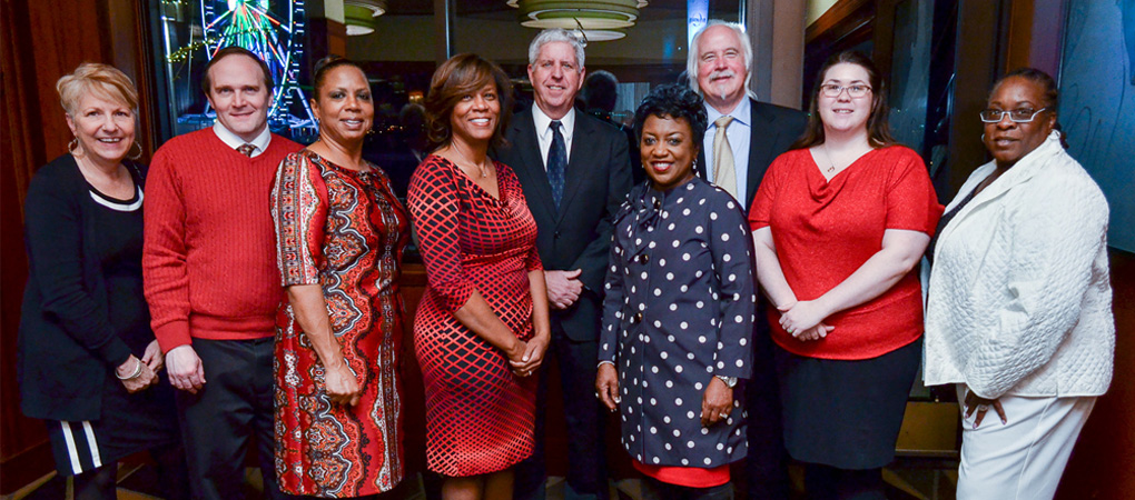 The Coleman Group celebrates a successful year at their annual party