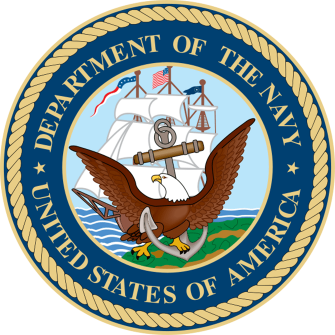 Seal of the Department of the United States Navy